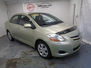 Used 2008 Toyota Yaris for sale in Ancienne Lorette, QC