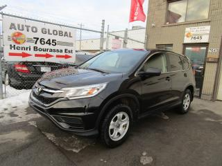 Used 2016 Honda CR-V Traction intégrale 5 portes LX for sale in Montréal, QC