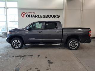 Used 2018 Toyota Tundra 4x4 Crewmax Trd for sale in Québec, QC
