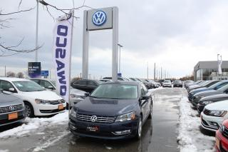 Used 2012 Volkswagen Passat 2.0 TDI DSG Comfortline for sale in Whitby, ON