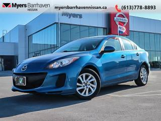 Used 2013 Mazda MAZDA3 GX  -  Power Seats - $73 B/W for sale in Nepean, ON