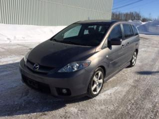 Used 2007 Mazda MAZDA5 Familiale 4 portes, boîte automatique, G for sale in Quebec, QC