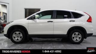 Used 2015 Honda CR-V LX + AWD + MAGS + VITRES TEINTÉES ! for sale in Trois-Rivières, QC
