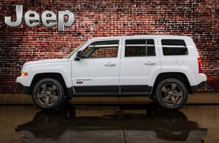 Used 2016 Jeep Patriot 75th Anniversary for sale in Red Deer, AB