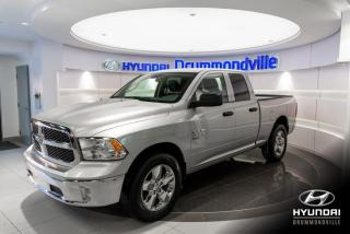 Used 2019 RAM 1500 Classic ST 4X4 + 3 901 KM + GARANTIE + WOW! for sale in Drummondville, QC