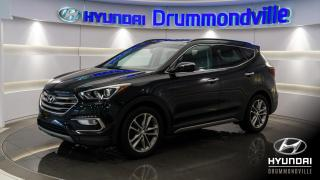 Used 2018 Hyundai Santa Fe Sport 2.0T SE AWD + GARANTIE + TOIT + MAGS + W for sale in Drummondville, QC