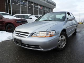 Used 2001 Honda Accord EX V6 LEATHER for sale in Concord, ON