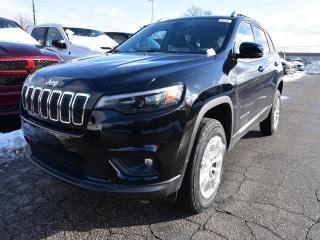 New 2020 Jeep Cherokee North for sale in Concord, ON