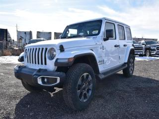 New 2020 Jeep Wrangler Unlimited Sahara for sale in Concord, ON