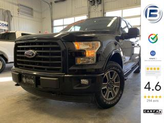 Used 2017 Ford F-150 Cab SuperCrew 4RM 145 po XLT SPORT for sale in St-Hyacinthe, QC