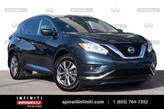 Used 2016 Nissan Murano SL / TOIT / GPS / CAMERA / CUIR SL / TOIT / GPS / CAMERA / CUIR for sale in Montréal, QC