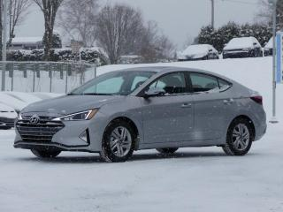 Used 2020 Hyundai Elantra Preferred avec ensemble Soleil et sécuri for sale in St-Georges, QC