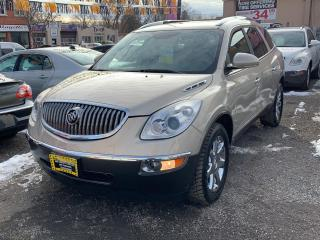 Used 2010 Buick Enclave FWD 4dr CXL2 for sale in Scarborough, ON