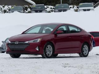 Used 2020 Hyundai Elantra Preferred IVT for sale in St-Georges, QC