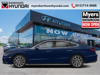 New 2020 Hyundai Sonata Ultimate  - Drives Itself - $239 B/W for sale in Nepean, ON