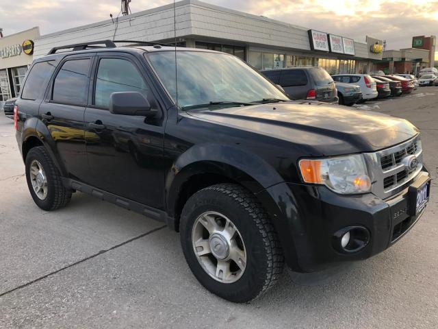 2011 Ford Escape 4WD XLT, BLUETOOTH, 3 YR WARRANTY, CERTIFIED