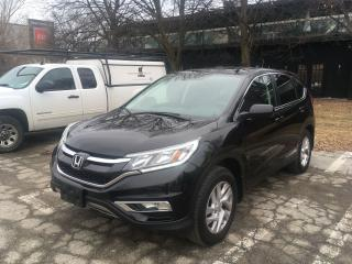 Used 2016 Honda CR-V EX-L for sale in Toronto, ON