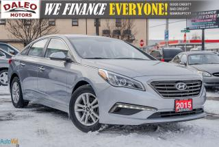 Used 2015 Hyundai Sonata 2.4L GLS | BACKUP CAM | HEATED SEATS AND STEERING for sale in Hamilton, ON