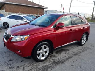 Used 2010 Lexus RX 350 BACKUP CAMERA, BLUETOOTH, 163KM for sale in Ottawa, ON