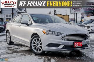 Used 2017 Ford Fusion SE |  NAVIGATION | BACK UP CAM | BLUETOOTH for sale in Hamilton, ON