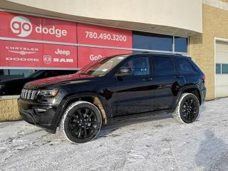 New 2020 Jeep Grand Cherokee Altitude / Sunroof / GPS Navigation for sale in Edmonton, AB