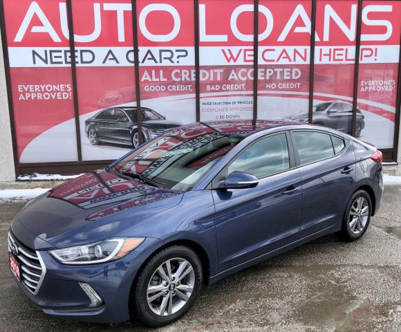 2018 Hyundai Elantra GL SE-ALL CREDIT ACCEPTED