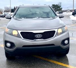 Used 2012 Kia Sorento Base ,certified for sale in Scarborough, ON