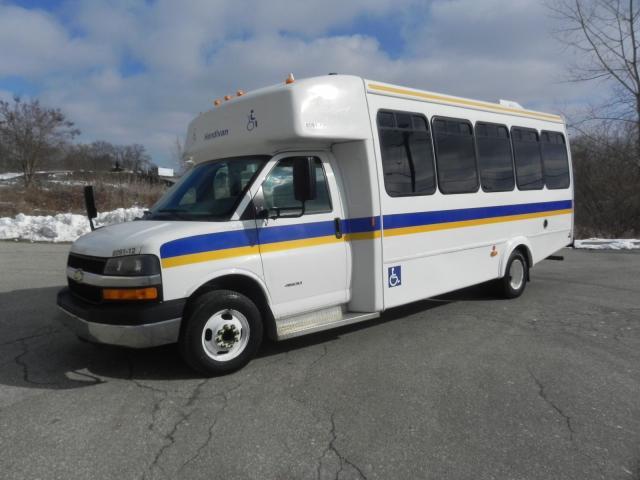 2012 Chevrolet G4500 BUS