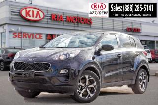 Used 2020 Kia Sportage LX AWD |  ANDROID AUTO | HTD SEAT for sale in Etobicoke, ON