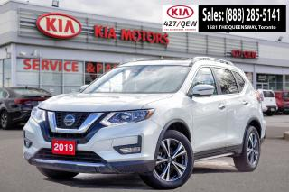 Used 2019 Nissan Rogue SV for sale in Etobicoke, ON