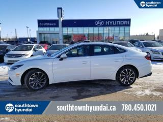 New 2020 Hyundai Sonata Ultimate - 1.6T Nav, Heads Up Display, Smart Park Assist, Wireless Charging for sale in Edmonton, AB