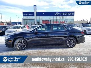 New 2020 Hyundai Sonata Luxury - 1.6T Leather, 360 Cam, Memory Seats, Bose Sound System for sale in Edmonton, AB