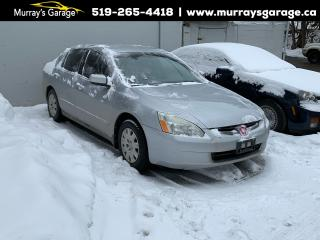 Used 2005 Honda Accord LX for sale in Guelph, ON