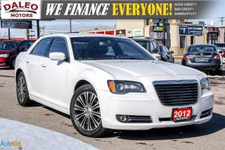 Used 2012 Chrysler 300 300S | AWD | NAVIGATION | LEATHER | PANO SUNROOF + for sale in Hamilton, ON