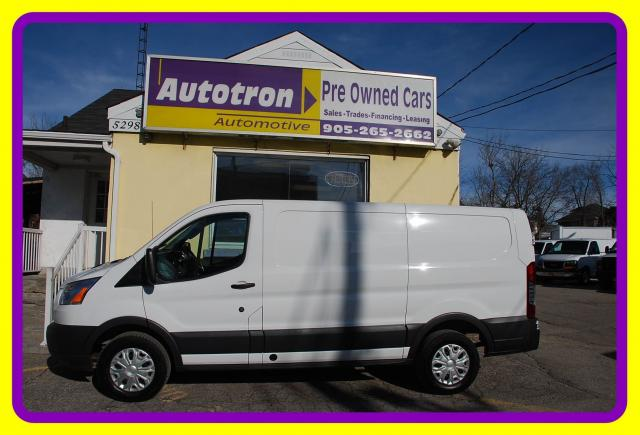 2015 Ford Transit 250 3/4 Ton Cargo Van, Loaded
