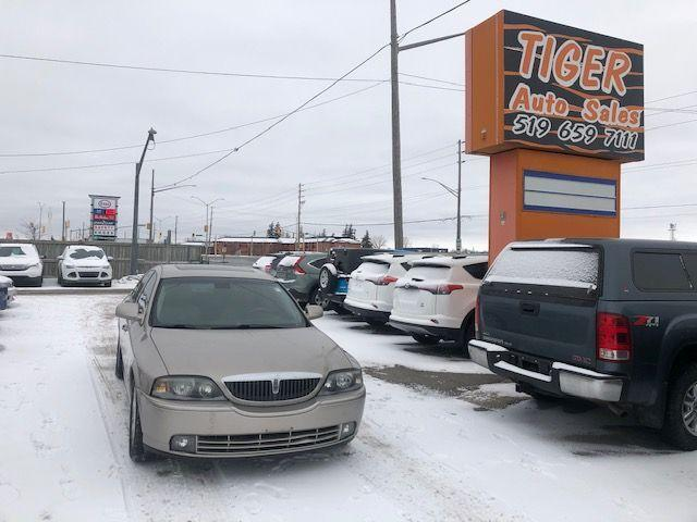 2003 Lincoln LS w/Premium Pkg*LEATHER*ONLY 174KMS*RUNS WELL*AS IS