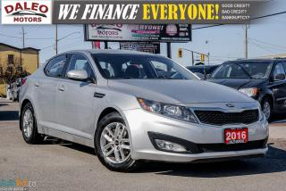 Used 2013 Kia Optima LX | HEATED SEATS | BLUETOOTH | FOG LIGHTS for sale in Hamilton, ON