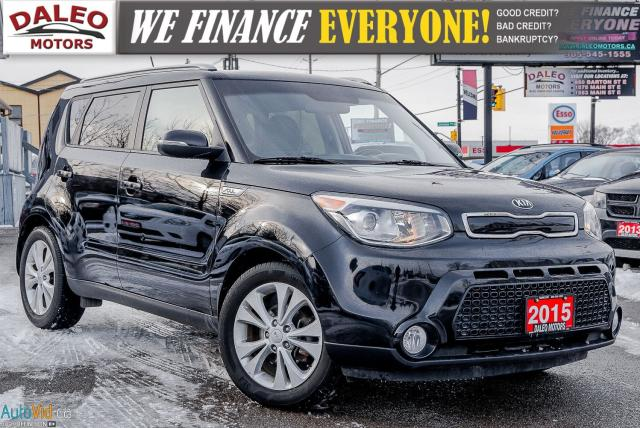 2015 Kia Soul EX / BACK UP CAM / HEATED SEATS / BLUETOOTH