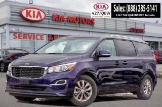 Used 2020 Kia Sedona LX | Parking Sensor | Backup Cam | 8-Seater for sale in Etobicoke, ON