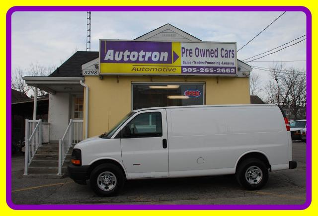 2016 Chevrolet Express 3500 1 Ton Cargo Van, Loaded, Turbo Diesel
