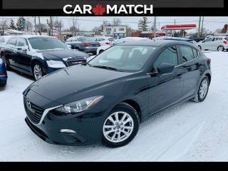 Used 2014 Mazda MAZDA3 GS-SKY / NAV / NO ACCIDENTS for sale in Cambridge, ON