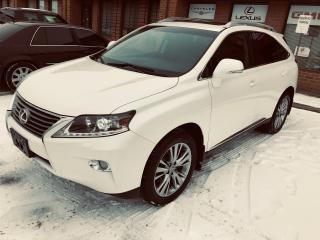 Used 2013 Lexus RX 350 PREMIUM for sale in Mississauga, ON