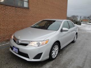 Used 2013 Toyota Camry LE for sale in Oakville, ON