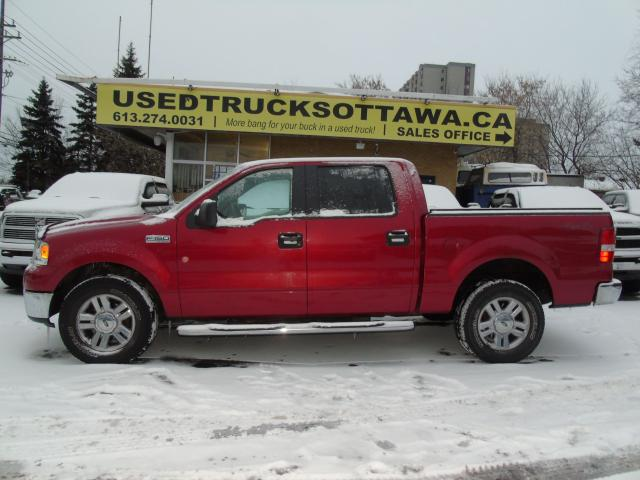 2007 Ford F-150 XLT V8 4X4 Super Crew Financing Available!!