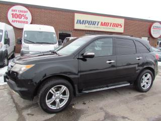 Used 2008 Acura MDX Elite Pkg + DVD LOADED! for sale in North York, ON