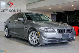 Used 2013 BMW 5 Series 528i xDrive for sale in Toronto, ON