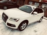 Photo of Ibis White 2016 Audi Q5