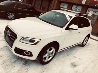 Used 2016 Audi Q5 2.0T Komfort for sale in Mississauga, ON