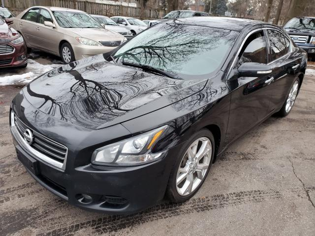 2012 Nissan Maxima 3.5 SV BLACK ON BLACK
