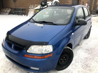 Used 2008 Pontiac Wave for sale in Brampton, ON
